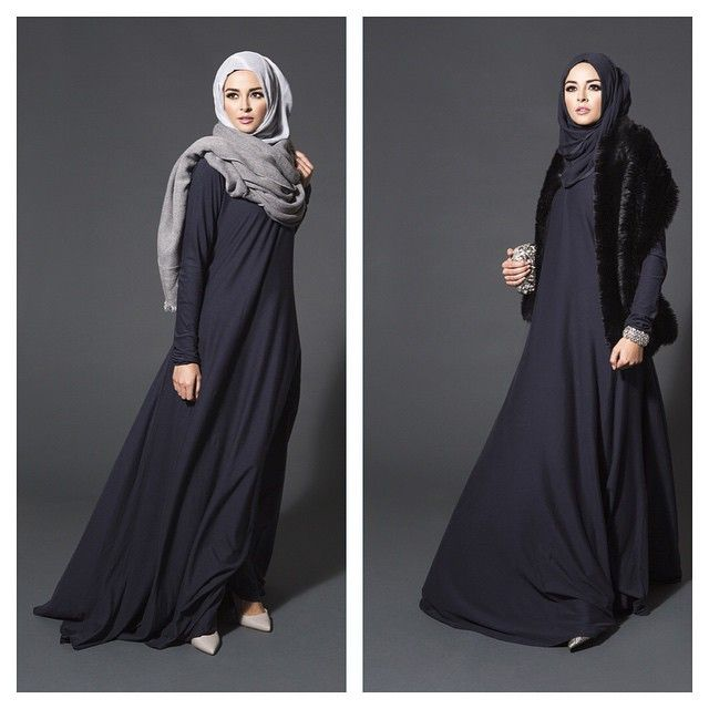 #black #dress #hijab like it ..