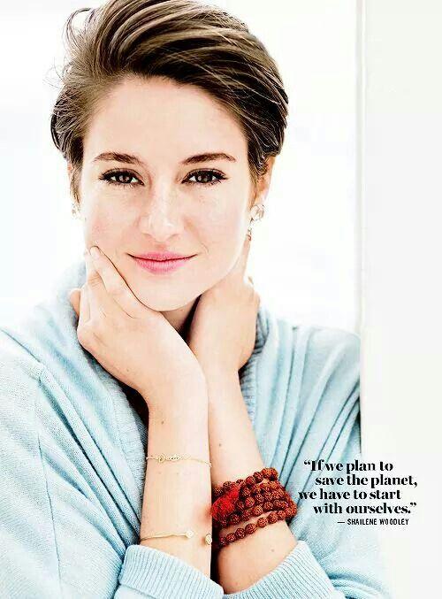 Natural Health Magazine Shailene Inspirational