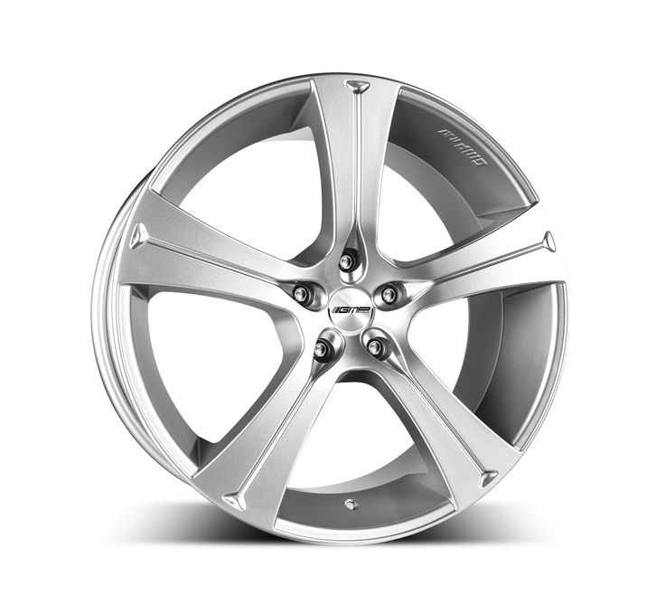 Buran Silver Professional Alloy wheel / Cerchio in lega professionale Buran Siver Side