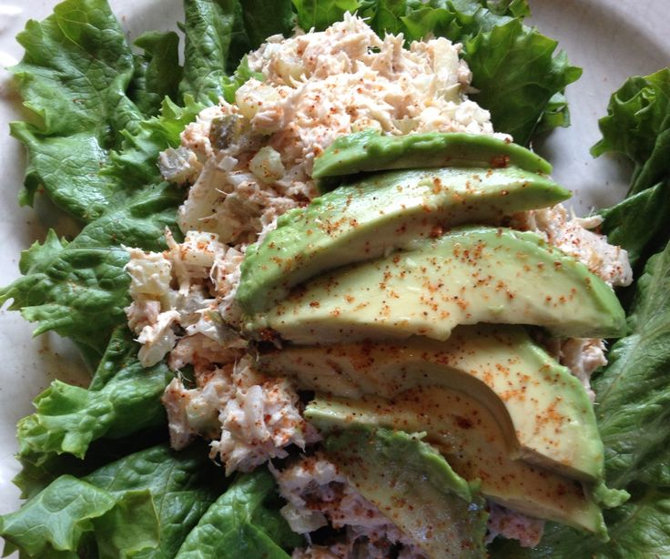 healthy tuna salad lunch recipe | My writing: Health Coaching article ...