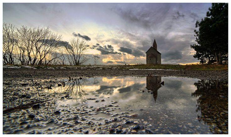 Drážovský kostolík, SK - Alan Hiller