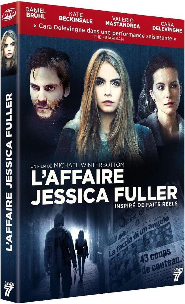 L Affaire Jessica Fuller - DVD NEUF