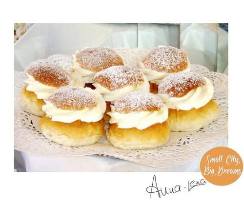 Celebrate Semla Day in Sweden, also called Fettisdagen! - Lund, Sweden, Students, Lund Uiversity, Small city, big dreams, lundianstudentescapes