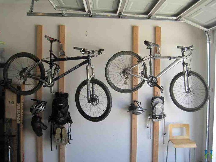 Best 25 Garage Bike Storage Ideas On Pinterest Organization Bikes And Rack