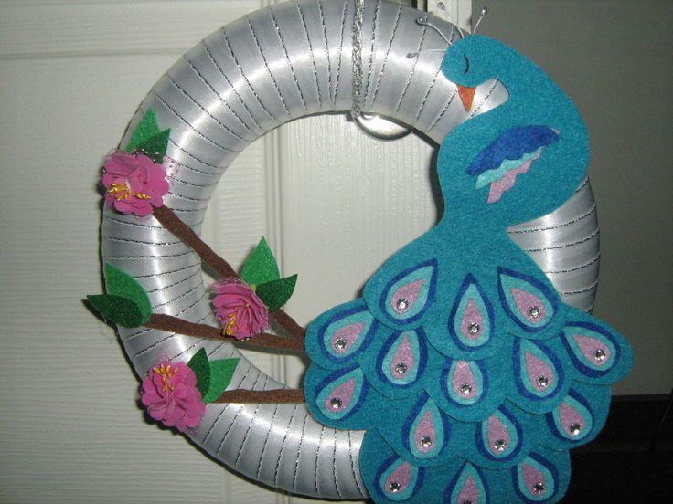 tavus kuşu kapısüsü