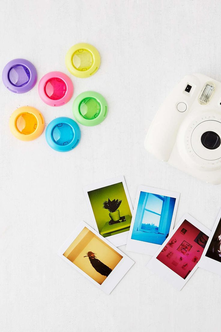 Mini Instax Color Filter Lens Set - Urban Outfitters