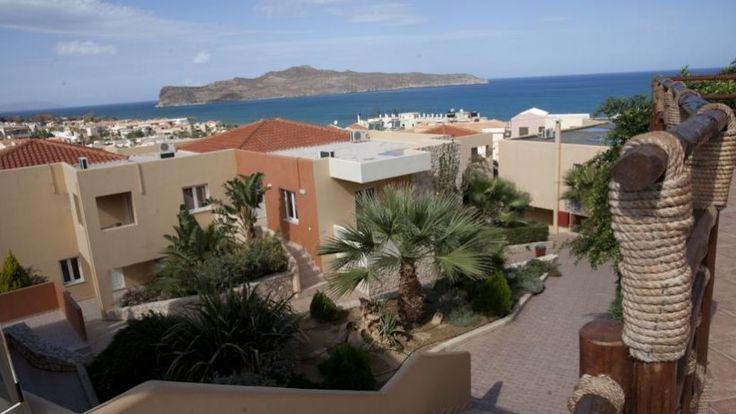 Hotel Theo, Creta, Grecia
