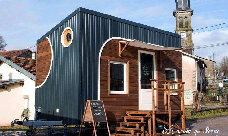 La culture des tiny house est désormais incontournable en France - extension maison bois 20m2