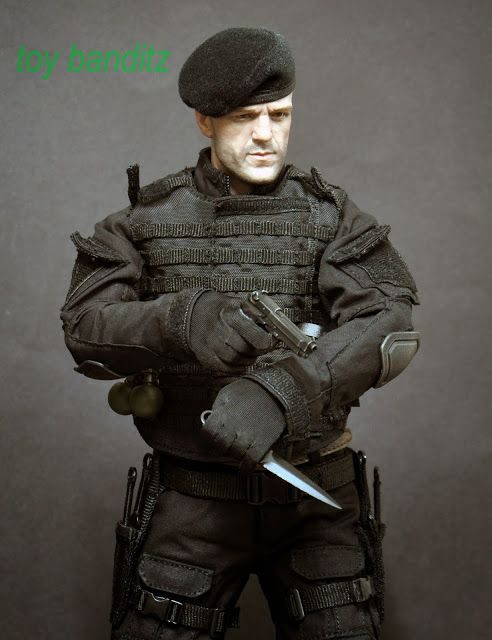 Toy Banditz Military Tactical Gear The Expendables