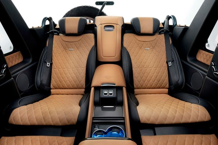 2018 Mercedes Maybach G650 Landaulet Interior and New Features Inside