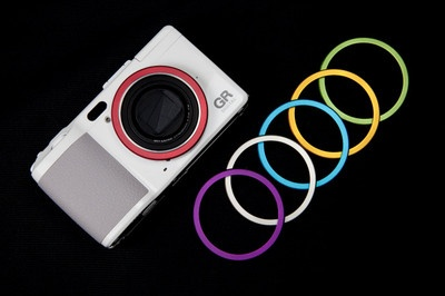 Custom Made Color Ring Cap for Ricoh GRD4 GRD3 model !!!    Way to buy !!