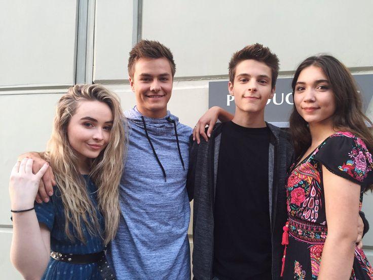 girl meets world cast reveals