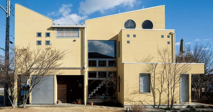 外観(徹底的に生成りのビルトインガレージハウス/Imさんの家) - 外観事例|SUVACO(スバコ)
