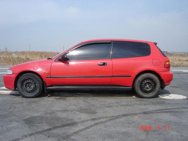 25 best Honda civic ex ideas on Pinterest  Honda civic 1995