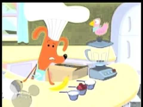 Playhouse Disney Tasty Time With ZeFronk