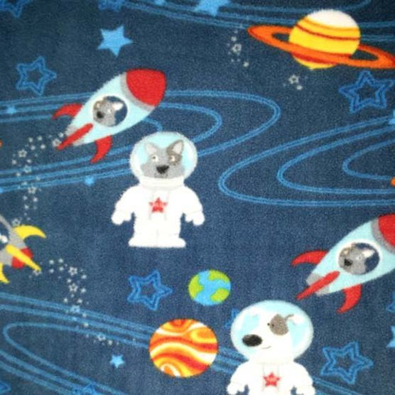 1000 images about fleece flannel fabric on pinterest for Space fleece fabric