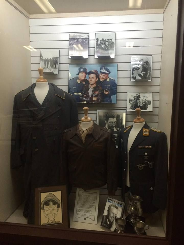 Updated Hogan's Heroes display at the Liberty Aviation Museum, Port Clinton, OH.