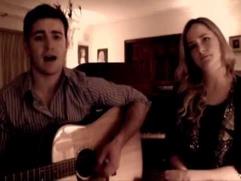 Emmet Cahill (Celtic Thunder) and Rebecca Winckworth duet Landslide (Aco...