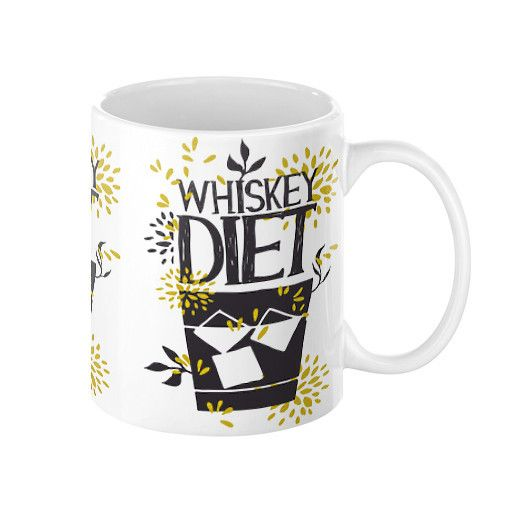 Coffee Mug - Whiskey Diet