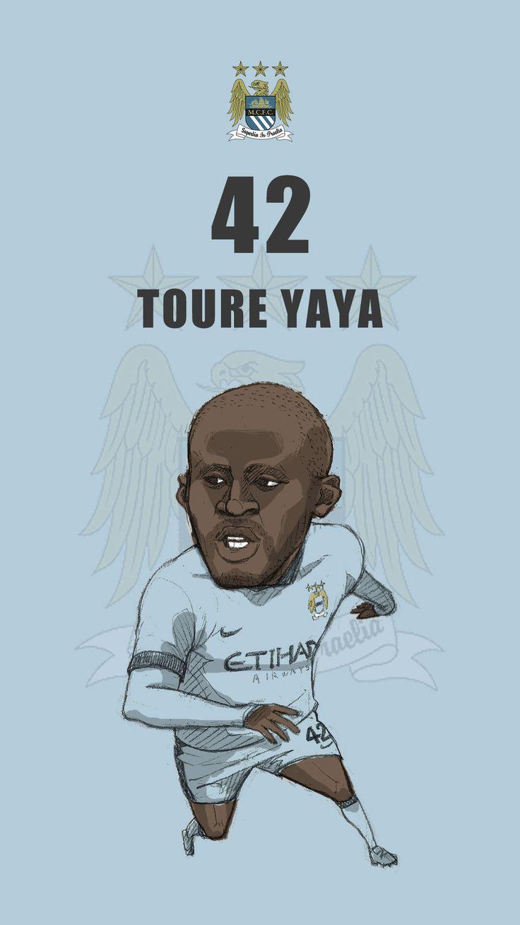 127 best Yaya Toure images on Pinterest