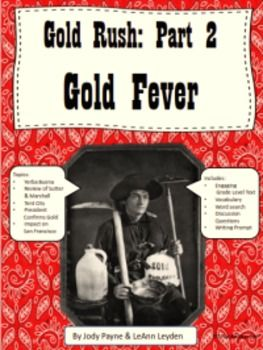 $Gold Rush Series #2: Gold Fever || Love, love, love this teams work!