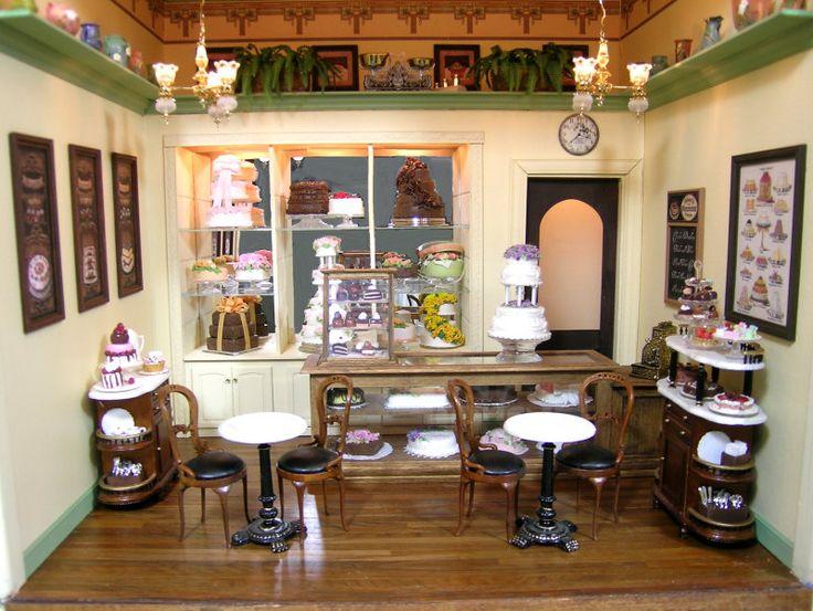 25+ Best Ideas About Cake Shop Interior On Pinterest