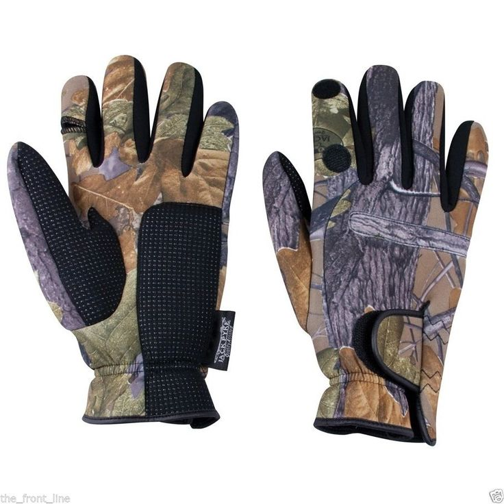 Jack pyke #neoprene shooters gloves #english oak camo #camouflage paintball hunti,  View more on the LINK: 	http://www.zeppy.io/product/gb/2/321250797172/