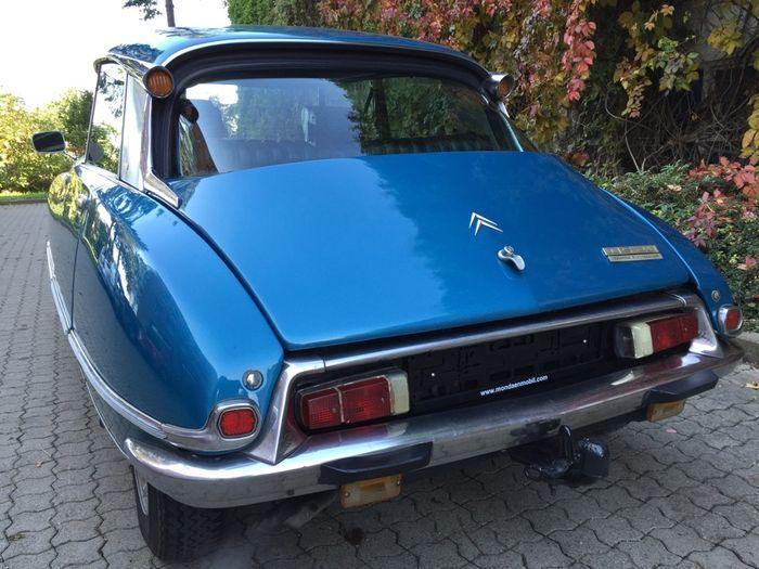 Citröen DS 23 IE Pallas - 1972
