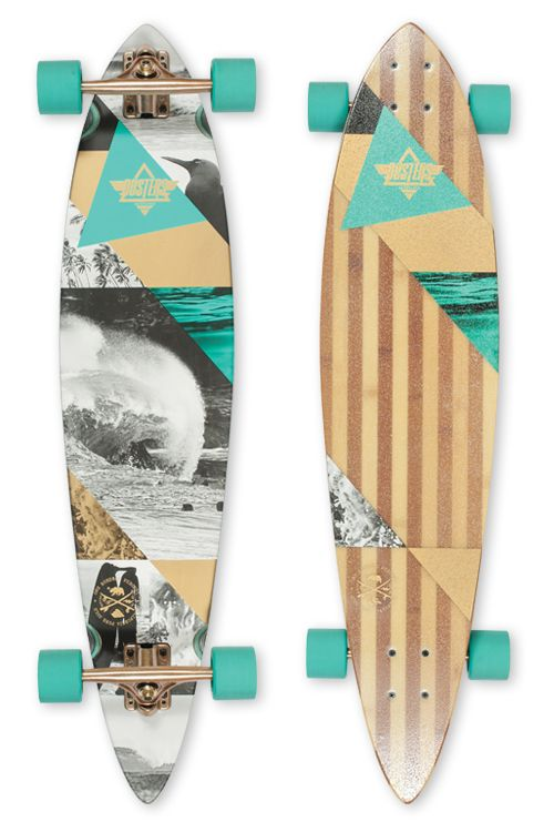 "Teal/Gold | 39"" x 8.75"" 
