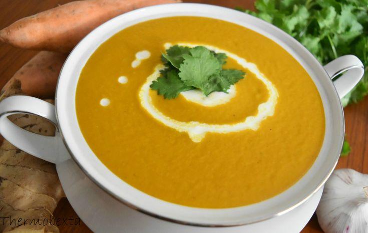 Thermobexta's Sweet Potato Soup