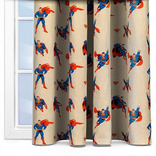 Great Superman Curtain