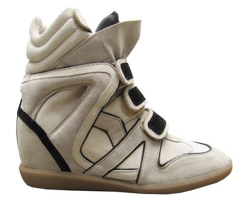 :O Isabel Marant sneakers!