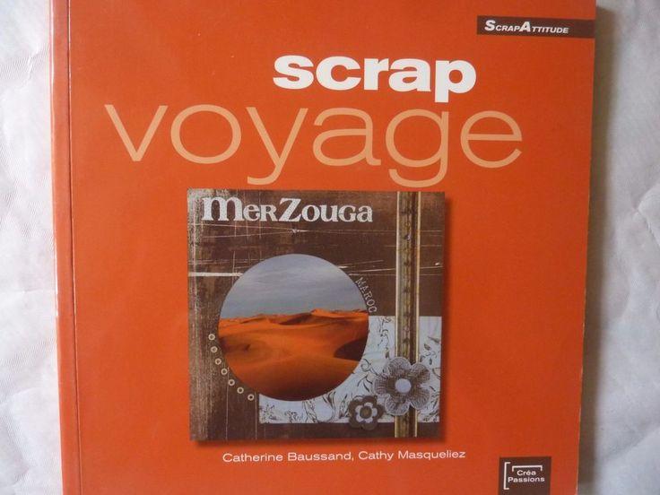 Scrapbooking Albums Voyage Techniques