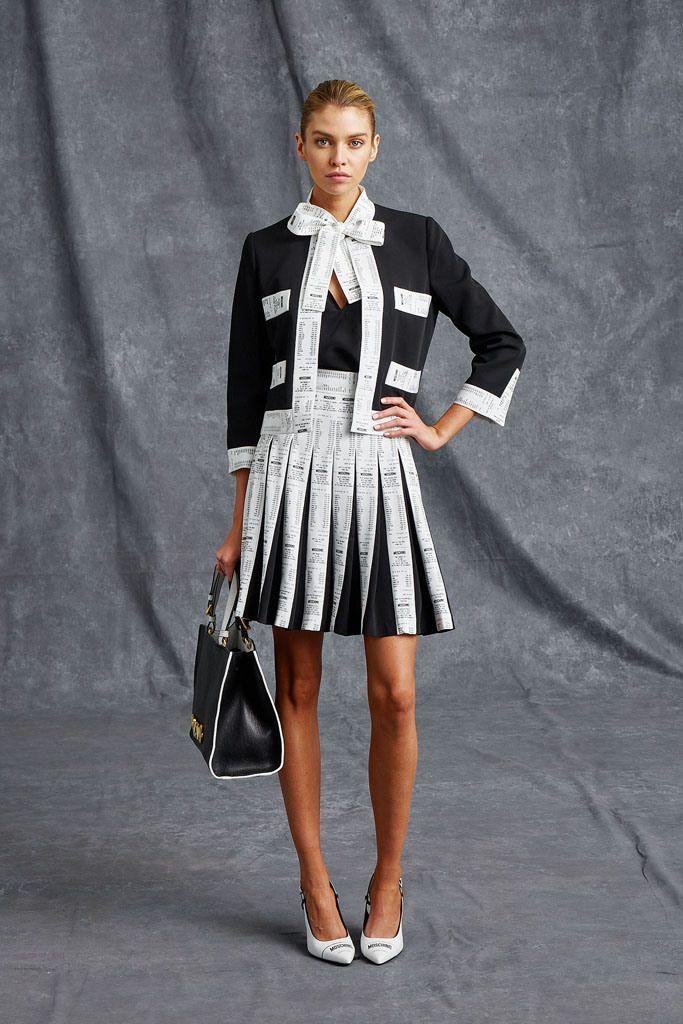 #MOSCHINO #Resort #Collection 2016 #Fashion #designers #Dress