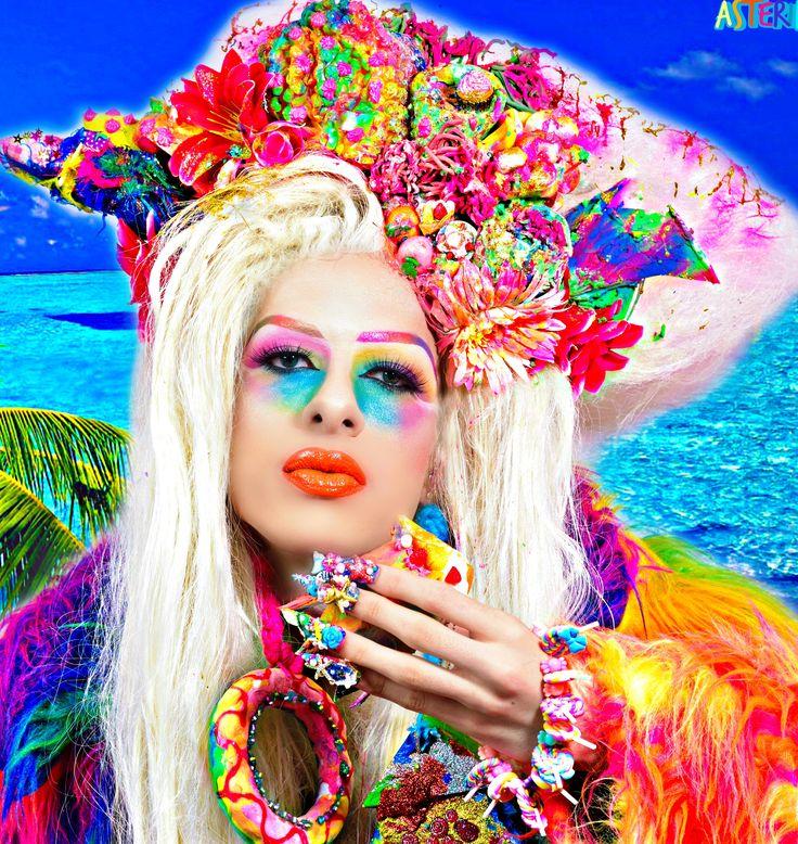 #modernsalon #colorful #style #ryanjasterina #アステライナ