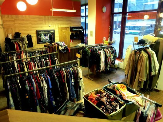 Riidepuu – A well-organized second hand store