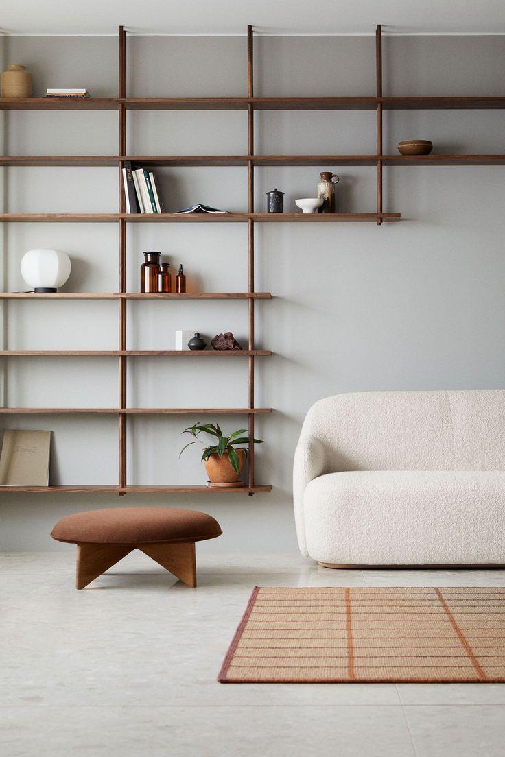 Wunderbare 5 Ideen Japanisches Mobeldesign Mobel Design In 2020 Stockholm Design Bucherregal Design Mobeldesign