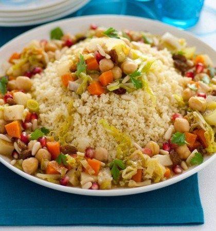 5 recetas begetarisnas de Marruecos
