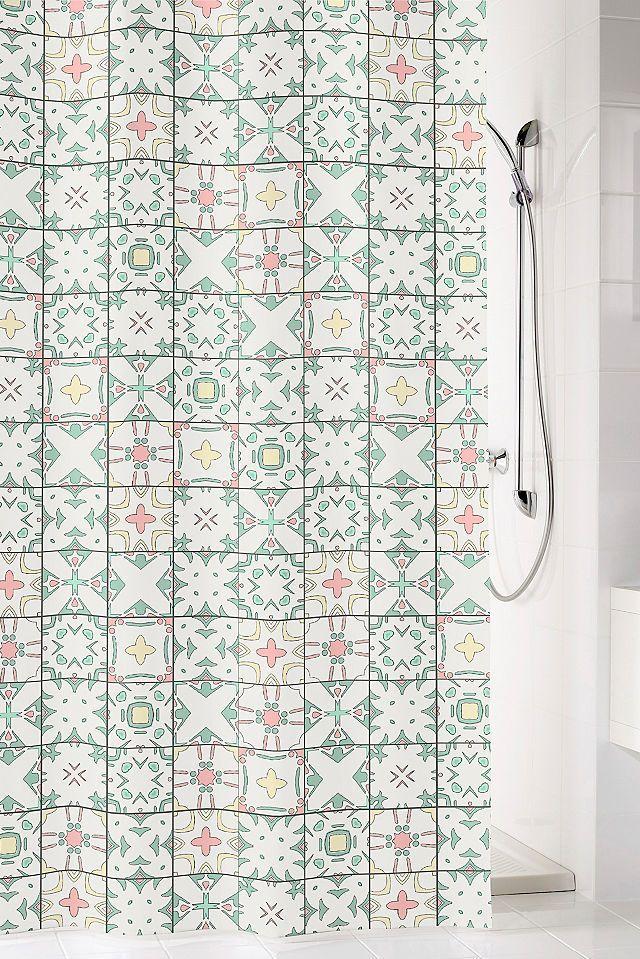 Kleine Wolke Duschvorhang Ida Breite 180 Cm Entdecke Hier Die Schonsten Einrichtungsideen Furs Badezimmer Ob P Shower Curtain Printed Shower Curtain Shower