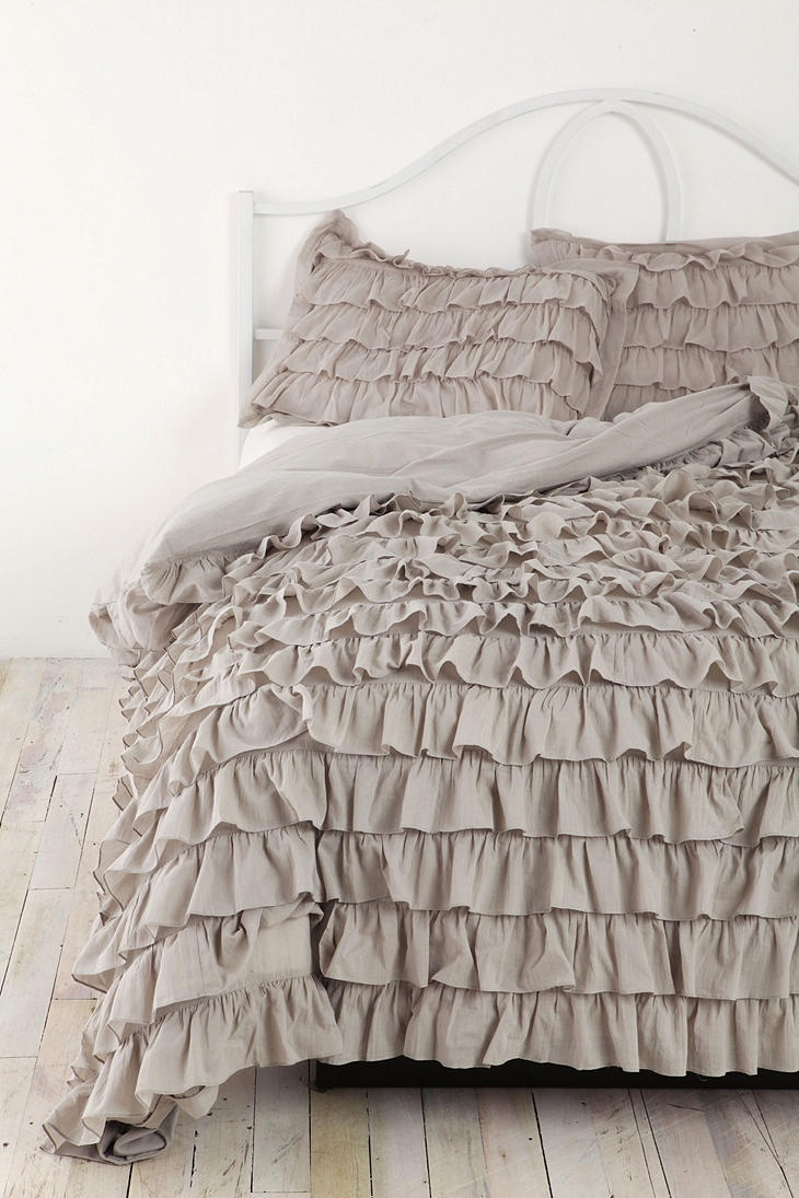 Old Fashioned Bed Sheets