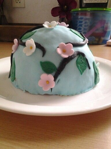 Blossem cake