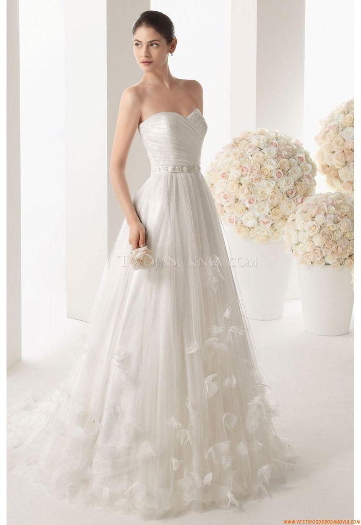 vestido de novia moderno - Buscar con Google