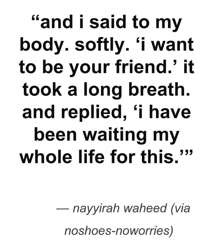 Love Your Body Quotes: Nayyirah Waheed Quotes Love Your Body. QuotesGram