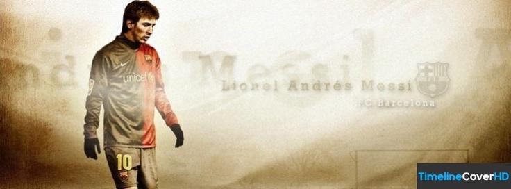 Lionel Andres Messi Facebook Cover Timeline Banner For Fb Facebook Cover