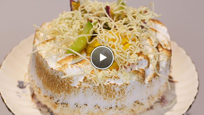 Ewouts witte chocolade-kokostaart - Rudolph's Bakery | 24Kitchen
