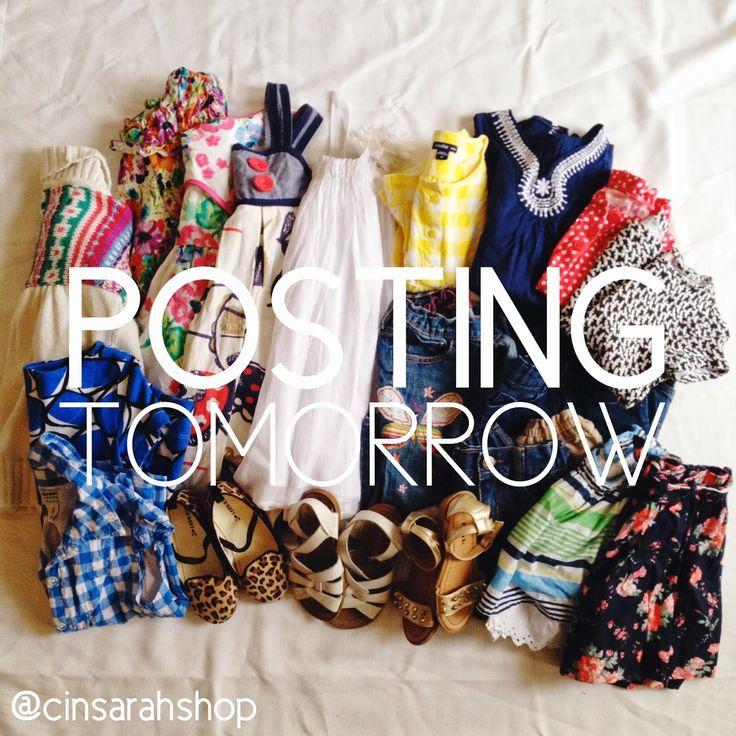 Cinsarah: Tips on Starting an Instagram Shop