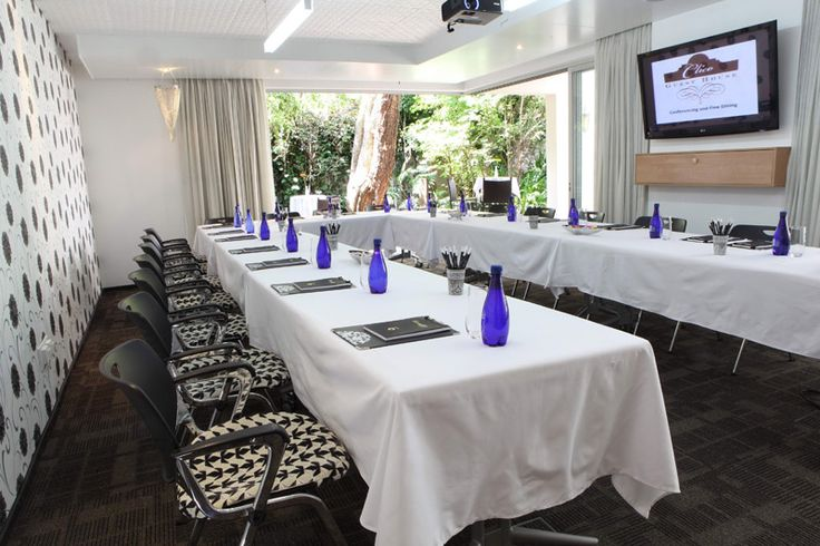With a boutique hotel, tourists can benefit from a variety of advantages. Among these, is that of intimate conference faclities