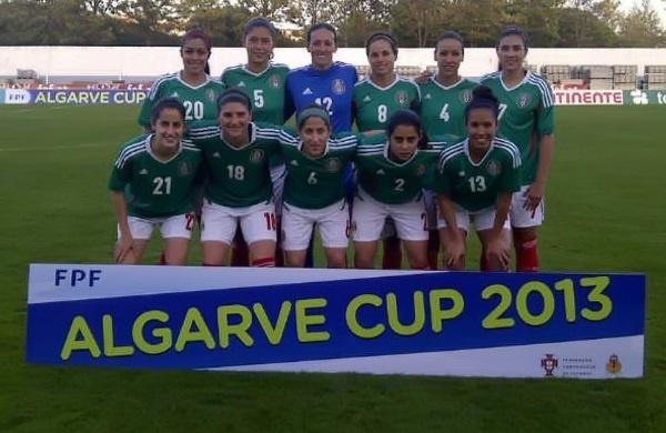 La Selección Mexicana Femenil pierde 1 gol por 0 ante Gales - YoDeportivo | El Lider Deportivo Online http://yodeportivo.com/2013/03/mexico-0-1-gales/