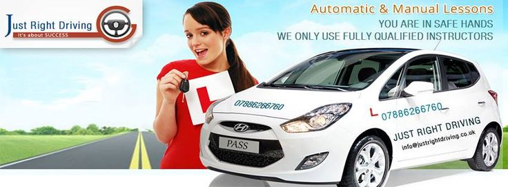 At Just Right #Driving_School we offer door to door learning services to provide efficient driving lessons based on individual preference in this busy life. We create a fast learning environment for our students by booking for them theory and practical lessons. We value your money and have highest pass rate in Swindon when it comes to #driving_lessons.