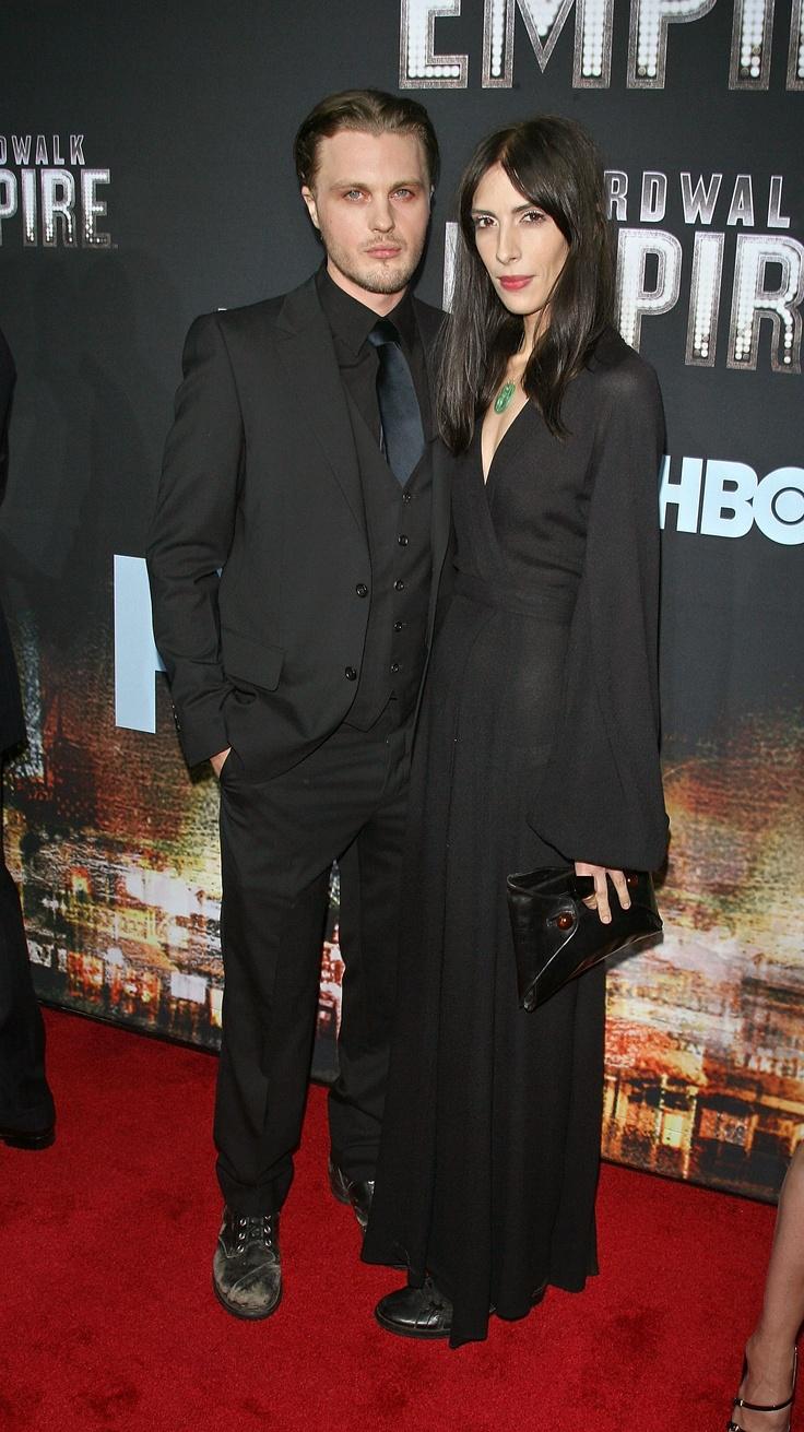 Jamie Bochert in NYV + Michael Pitt = ♥ | The Red Carpet ...